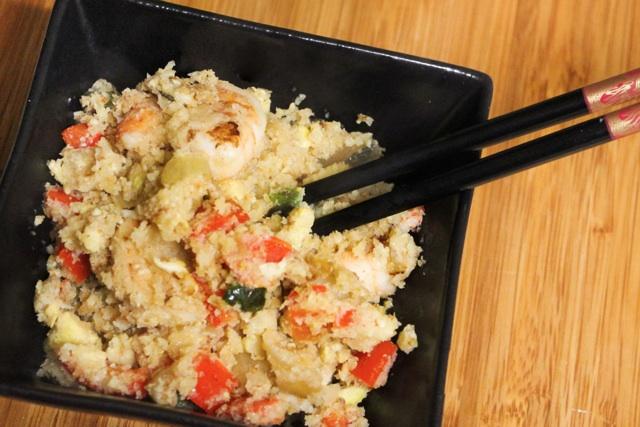 Paleo with a Purpose: Cauli-Fried Rice