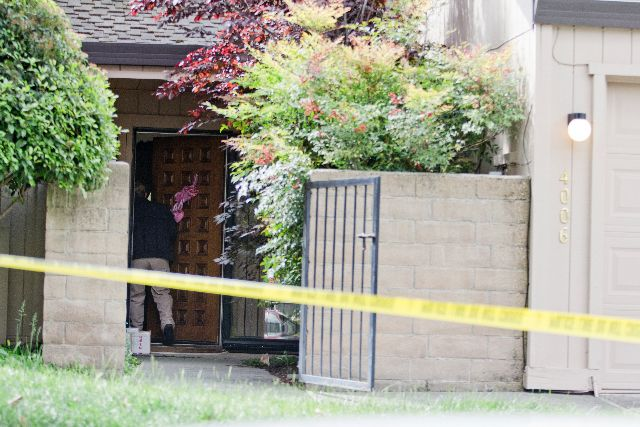 Double homicide in South Davis incurs shock, sadness
