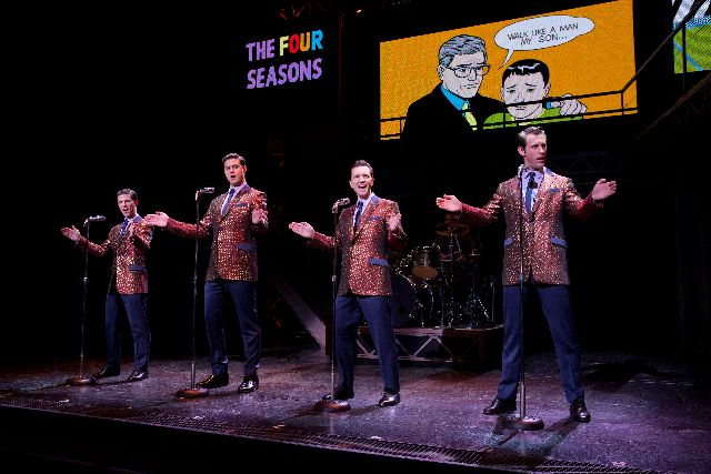 'Jersey Boys' returns to San Francisco