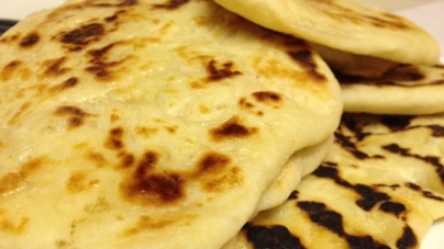 Recipe: Homemade Naan