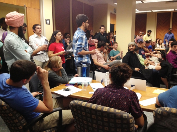 ASUCD Senate passes resolution condemning Islamophobia