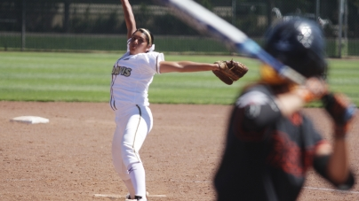 UC Davis softball sees its final pitch of 2013