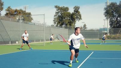 UC Davis tennis teams close play at Indian Wells