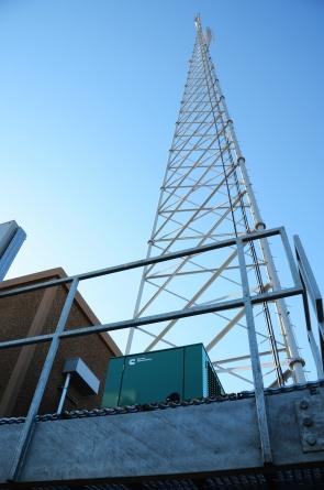 KDVS installs new transmitter