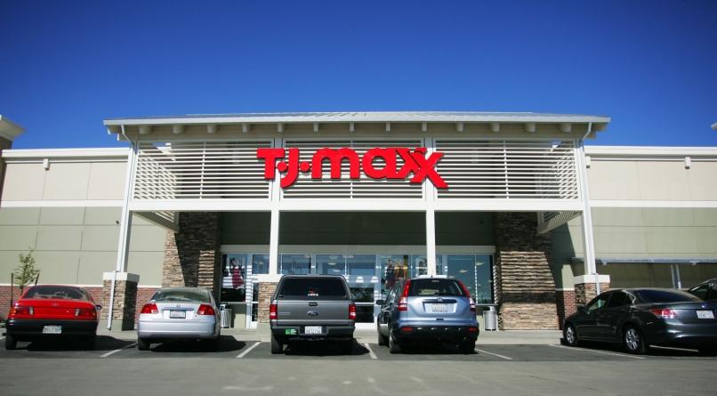 T.J. Maxx opens in Davis