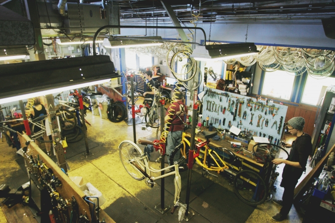 Bike Barn faces $140,000 deficit