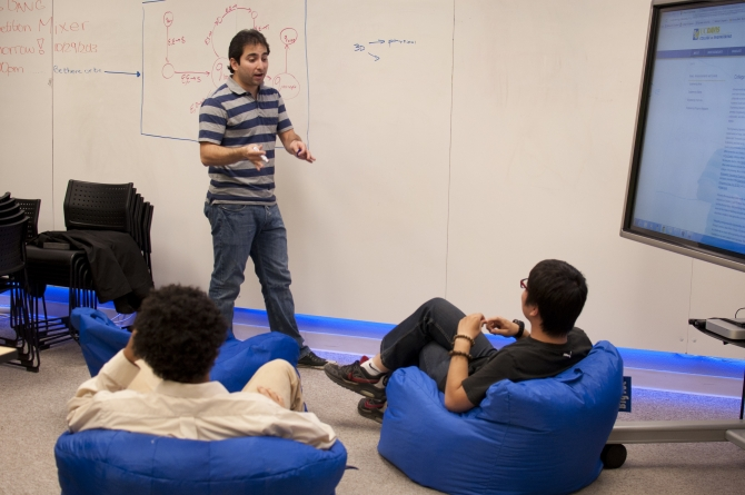 UC Davis Engineering Startup Center opens
