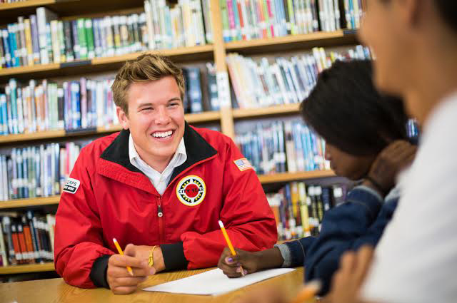 UC Davis known as largest feeder for Sacramento City Year branch