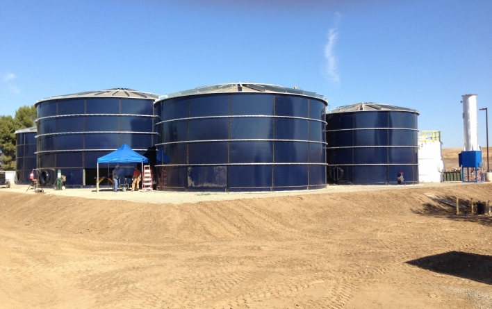 UC Davis biodigester to power campus in January