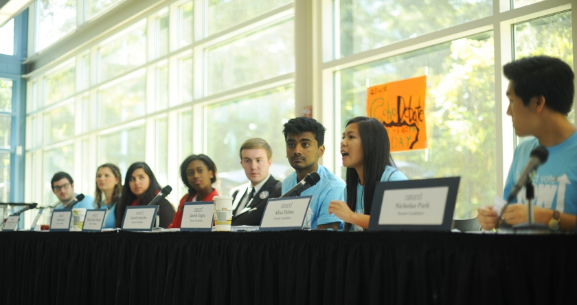 News in Brief: ASUCD Elections Debate