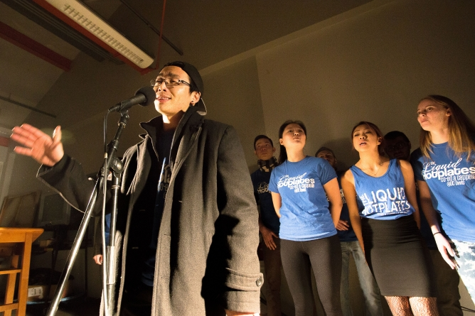 Freeborn Hall to host annual a cappella event