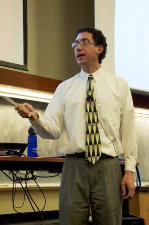 Professor Profile: Dr. Bryan Enderle