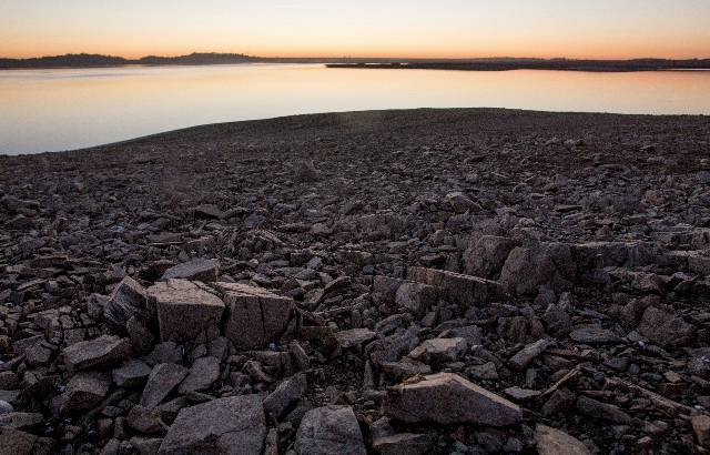 California in drought, State of Emergency