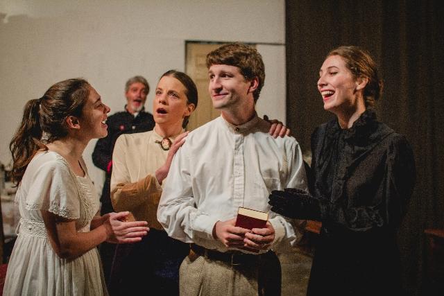 The Art Theatre of Davis presents Three Sisters