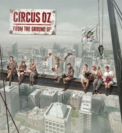 Circus Oz tumbles into town