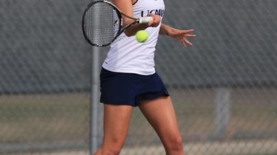 UC Davis women's tennis team enters Big West tournament