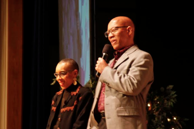 Words Take Wing brings 1,200 kids to Freeborn Hall