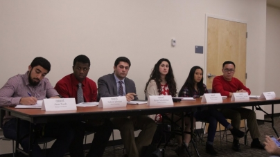 Elections Committee hosts ASUCD candidate forum