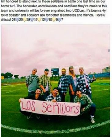 UC Davis Lacrosse under fire after social media photo