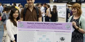 Q&A with undergraduate researchers