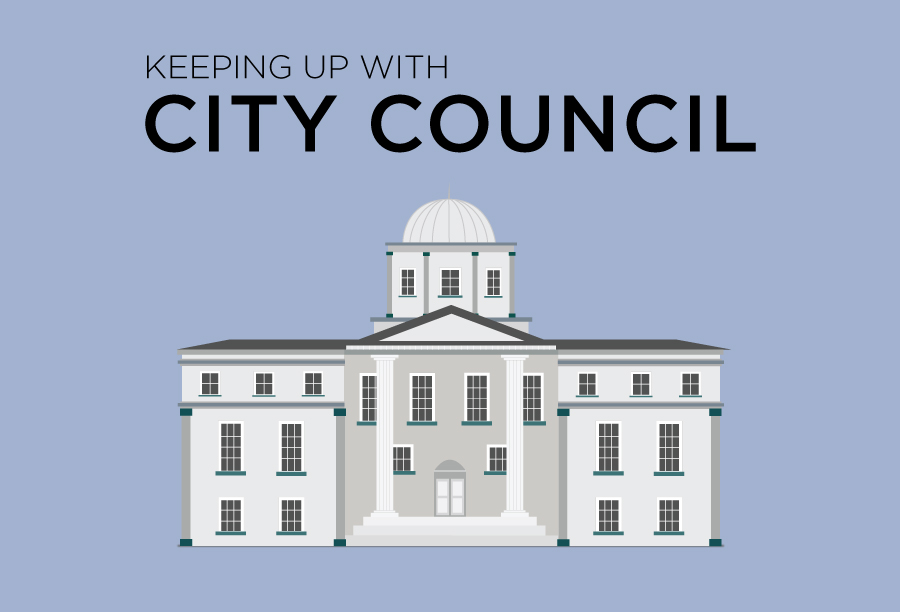 Keeping up with the Council