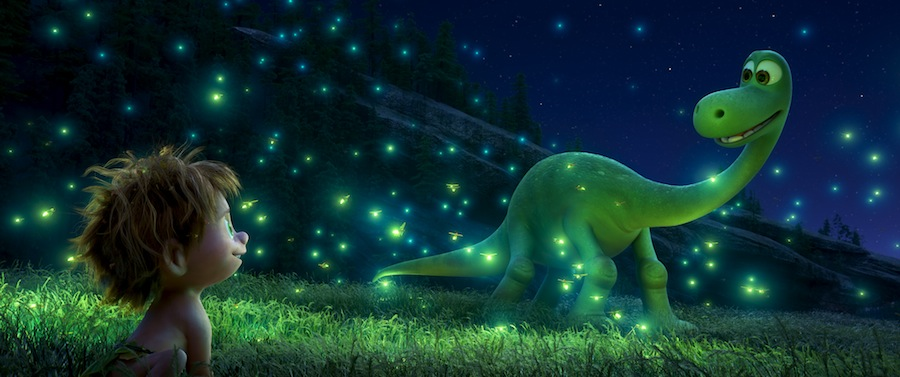 The Good Dinosaur fails to live up to the Pixar name