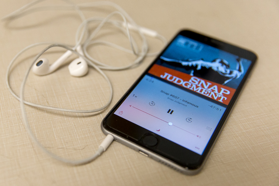 Must-hear podcasts