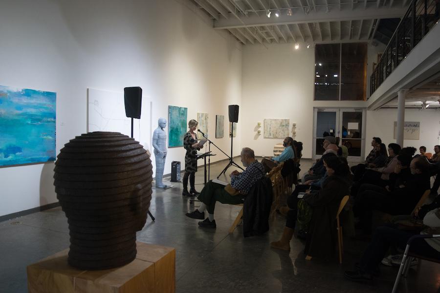 Davis Poetry Reading Series welcomes Marit MacArthur, Matthew Woodman
