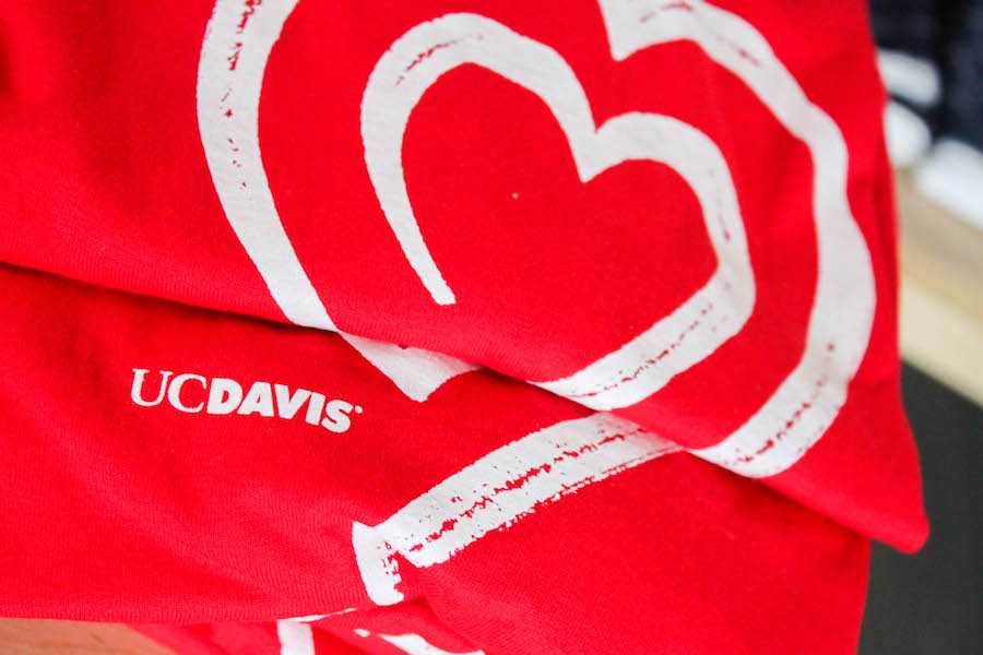 UC Davis hosts third annual UC Davis Wears Red Day this Friday