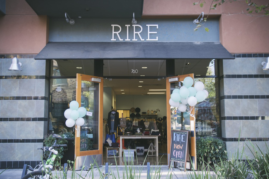 RIRE boutique opens its door to Davis community