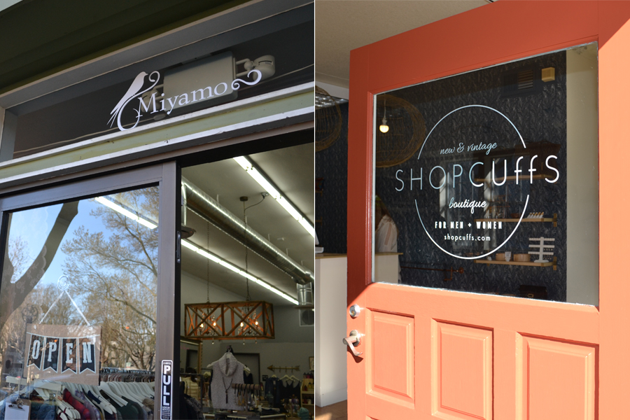Miyamo and ShopCuffs open stores in Downtown Davis