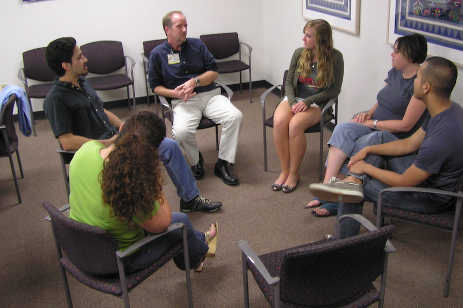Bereavement program helps young adults cope with loss