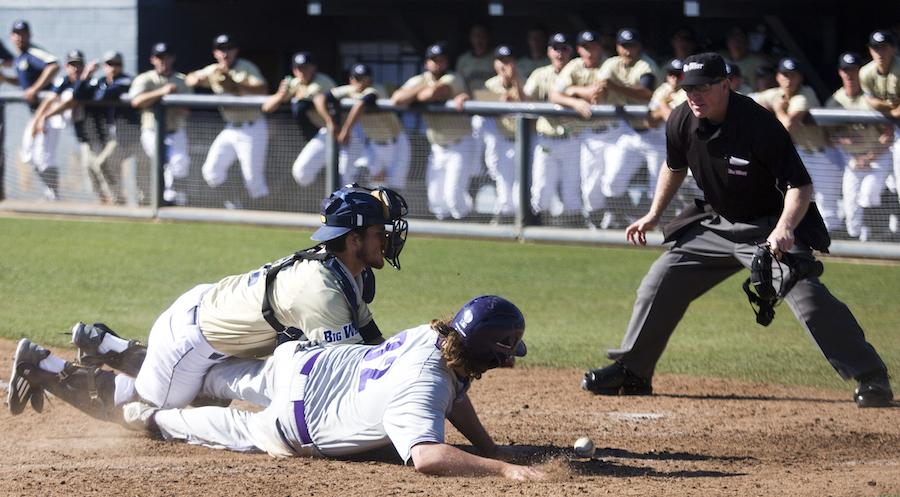 UC Davis avoids sweep with Sunday win