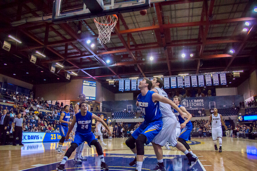 Loss to Gauchos breaks home winning streak