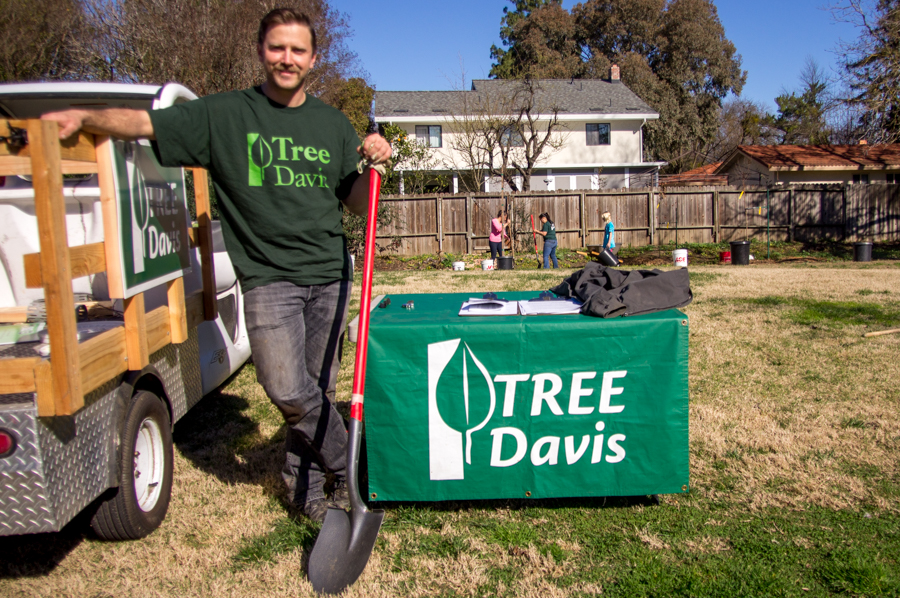 Tree Davis expands the urban forest