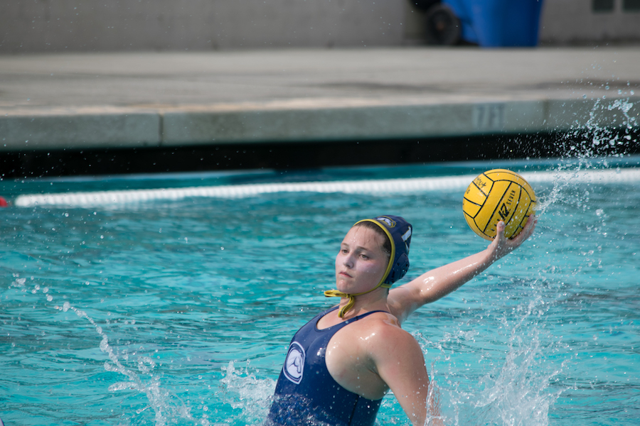 Women's water polo loses to Cardinal in Davis Shootout