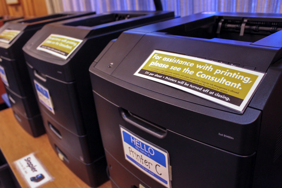 Anti-Semitic fliers appear on UC Davis printers