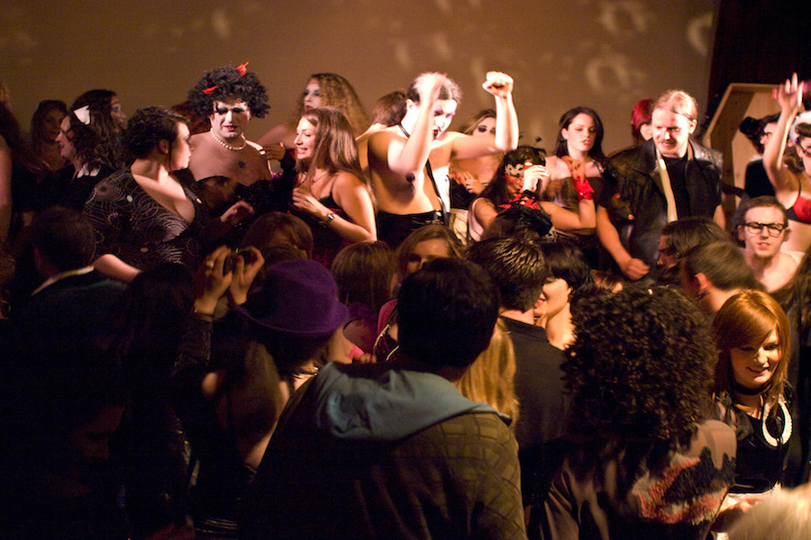 Review: UC Davis Rocky Horror Shadowcast