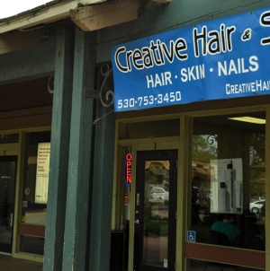 Local salon participates in fundraiser for recovering Davis teen
