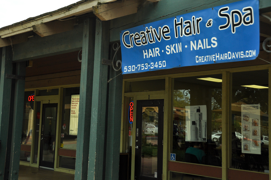Local salon participates in fundraiser for recovering Davis teen
