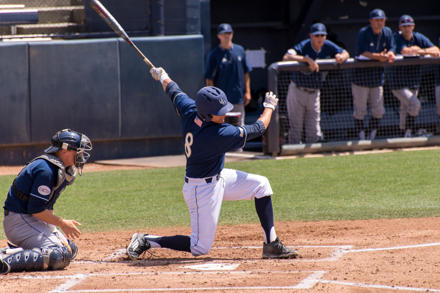 Anteaters swing their way to a series victory over the Aggies