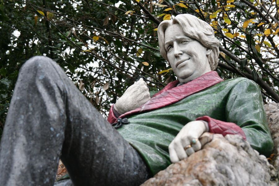 The complicated imagination of Oscar Wilde