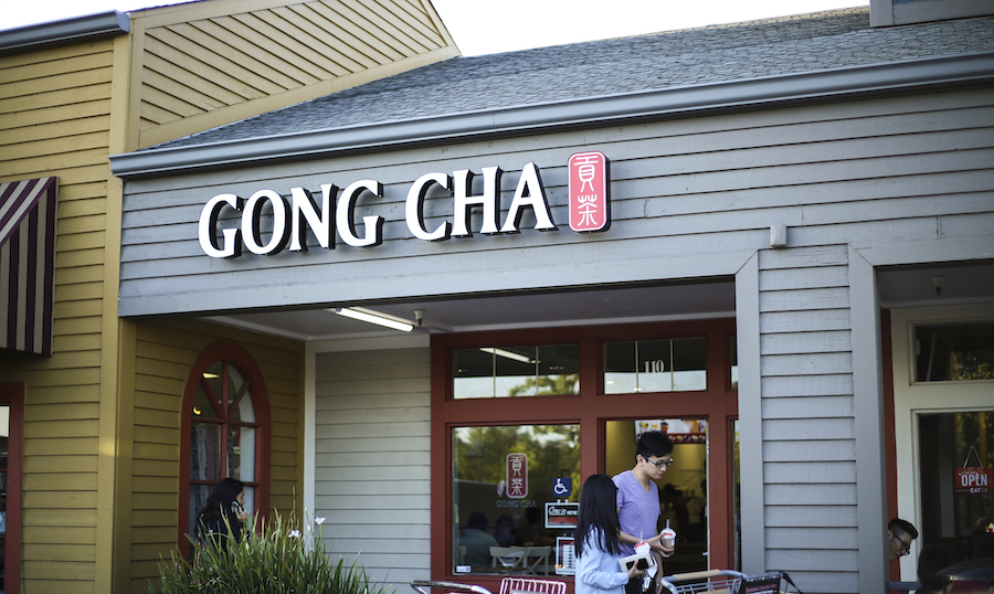 Gong Cha opens in Davis