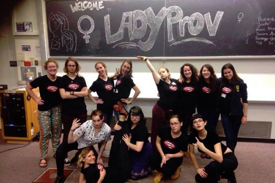 Ladyprov II: Return of the Feminist