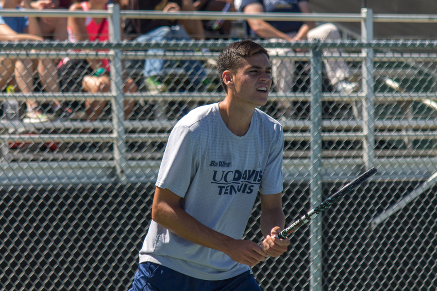 UC Davis edges UC Irvine in Senior Day season finale