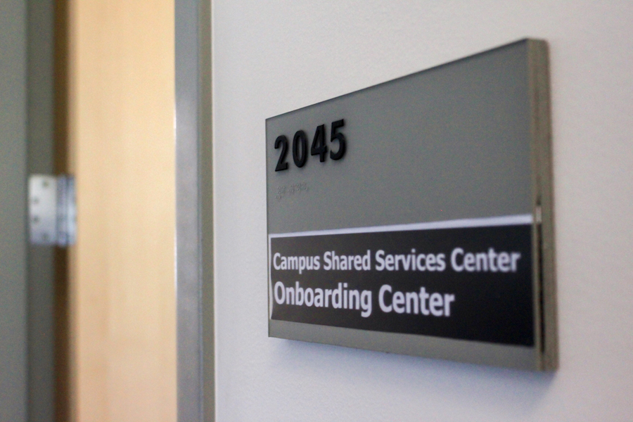 New Employee Onboarding Center combines services for new employees