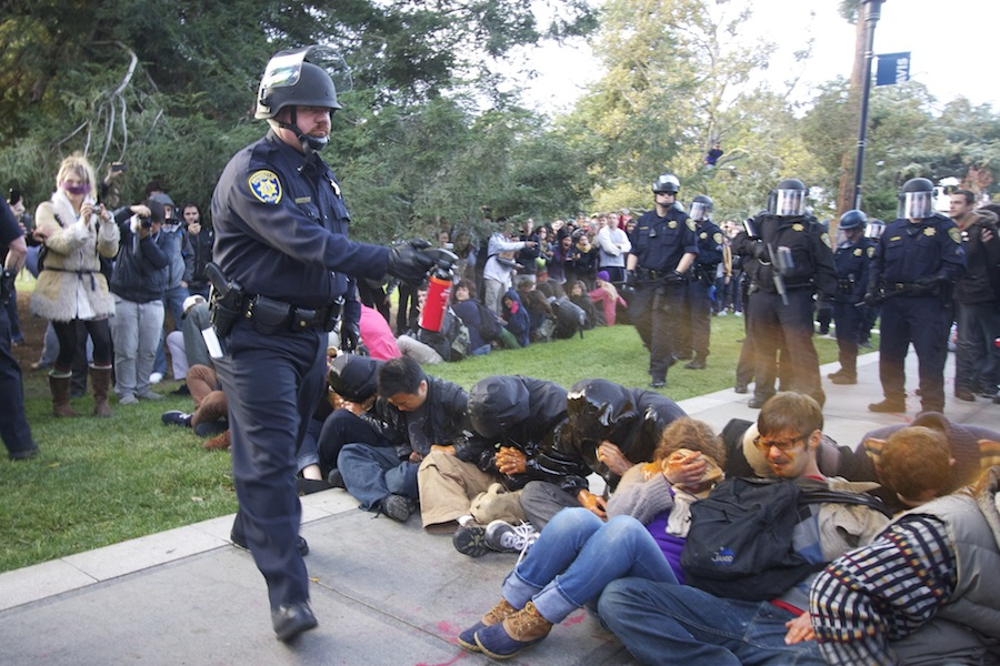 Documents reveal UC Davis spent $175,000 to erase pepper-spray incident from Internet