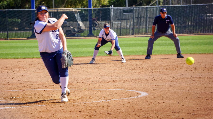 Big West opening weekend proves promising for Aggie softball