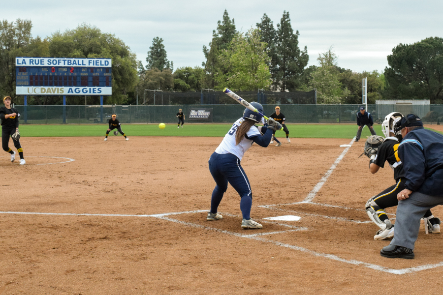 UC Davis softball falls to Long Beach State as they prepare for road games