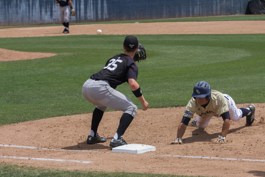 Aggies swept by 49ers in last home series of the weekend